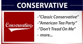 Conservative Designs