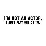 Actor on TV