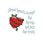 ACCEPT THE THORNS