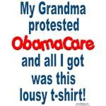 Grandma's Protest