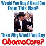 Used ObamaCare Salesman
