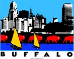 Buffalo Cityscape