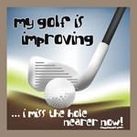 Golf Improving