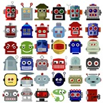 Robot Heads