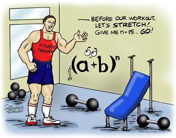 Math Stretches