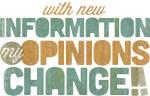 Opinions Change Grunge Effect