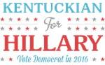 Kentuckian for Hillary