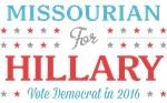 Missourian for Hillary