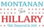 Montanan for Hillary