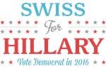 Swiss for Hillary