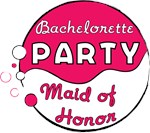 Pink Funk Bachelorette Party (Maid of Honor)