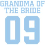 Blue Grandma of the Bride 09 Gifts