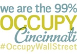 Occupy Cincinnati T-Shirts