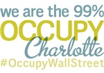 Occupy Charlotte T-Shirts