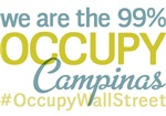 Occupy Campinas T-Shirts