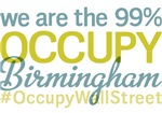 Occupy Birmingham T-Shirts