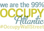 Occupy Atlantic City T-Shirts