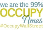 Occupy Ames T-Shirts