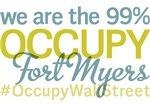 Occupy Fort Myers T-Shirts