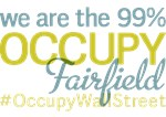 Occupy Fairfield T-Shirts