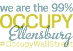 Occupy Ellensburg T-Shirts