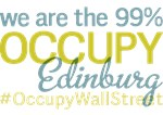 Occupy Edinburg T-Shirts