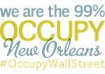 Occupy New Orleans T-Shirts