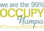 Occupy Nampa T-Shirts