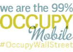 Occupy Mobile T-Shirts