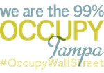 Occupy Tampa T-Shirts