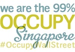 Occupy Singapore T-Shirts