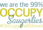 Occupy Saugerties T-Shirts