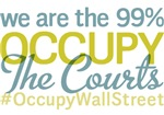 Occupy The Courts T-Shirts