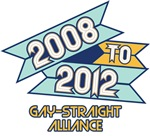 2008 to 2012 Gay-Straight Alliance