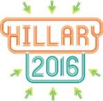 Ribbon Effect Hillary 2016 Merchandise