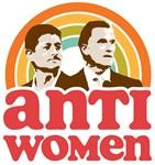 Romney and Ryan are anti women!