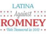 Latina Against Romney