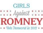 Girls Against Romney