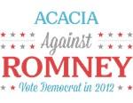 Acacia Against Romney