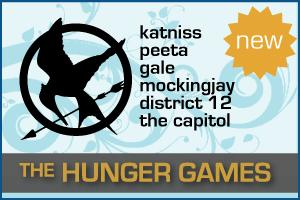 The Hunger Games Movie-Inspired Designs