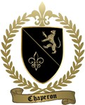 CHAPERON Family Crest