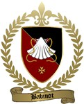 BABINOT Family Crest