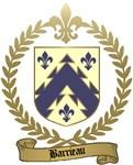 BARRIEAU Family Crest