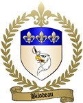 BILODEAU Family Crest