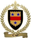 CYR Family Crest