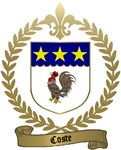 COSTE Family Crest