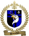 DESROCHES Family Crest