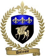 DUFRESNE Family Crest