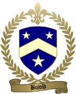 BUJOLD Family Crest