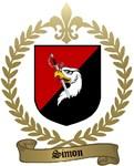 SIMON Family Crest